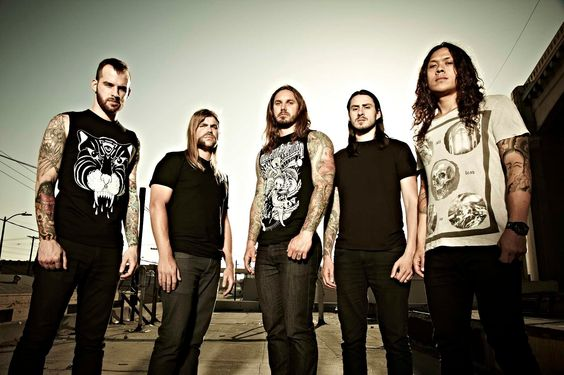 Metal Band As I Lay Dying's Tim Lambesis got predictive programmed by th...