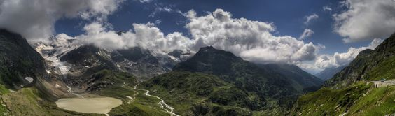 The view from Susten Pass.. by Ioannis Nestoras on 500px