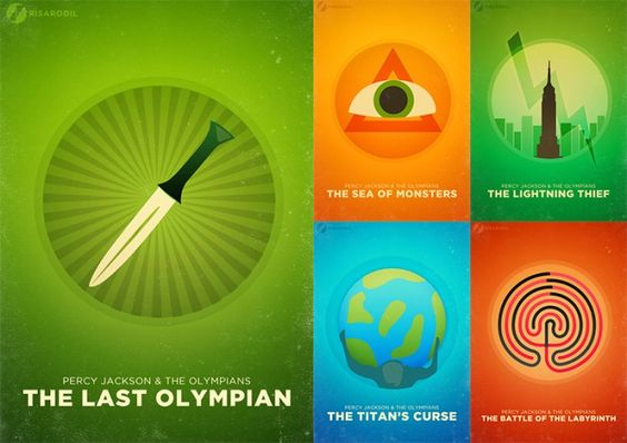 Redesigned Book Covers of Risa Rodil