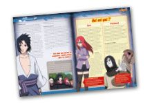 Naruto - figuras de ação