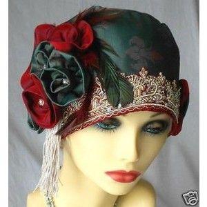 Hat - 1920s vintage hat