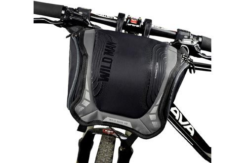 Top 10 Best Bicycle Handlebar Bags Reviews In 2020 With Images