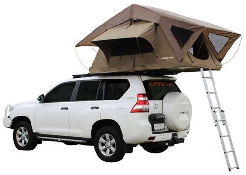 Tjm Rtts Darche Intrepidor 2 Rooftop Tent Roof Top Tent Tent Car
