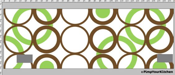 PimpYourKitchen achterwand keuken ontwerpen lente 2012
