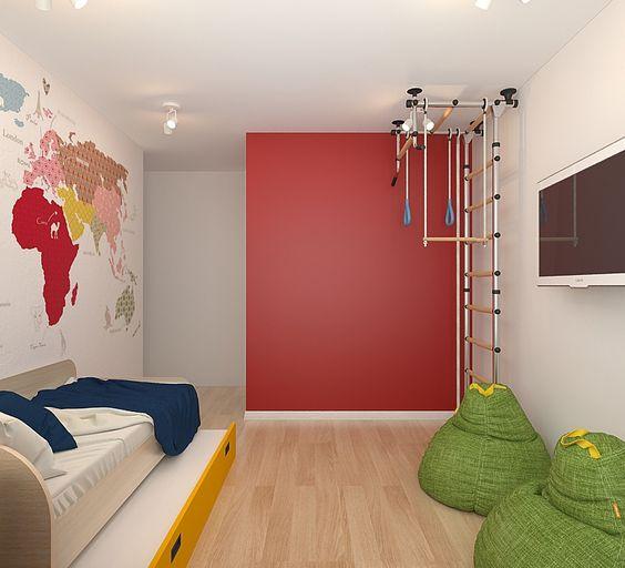 Как спланировать жизнь семьи в квартире площадью 44 кв. м :: РБК Недвижимость