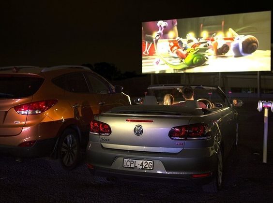Drive-In Cinema, Blacktown | 16 Perfect Places In Sydney To Go On A Date: