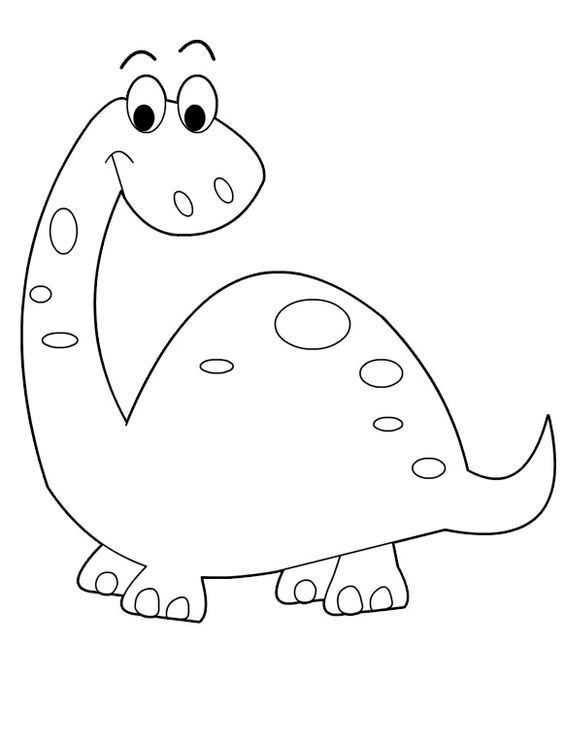 Dinozor Boyama Sayfalari Dinozorlar Okul Oncesi Ve Boyama Sayfalari