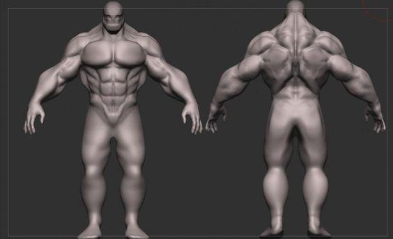 Name:  Wip Hulk body.jpg Views: 223 Size:  30.7 KB
