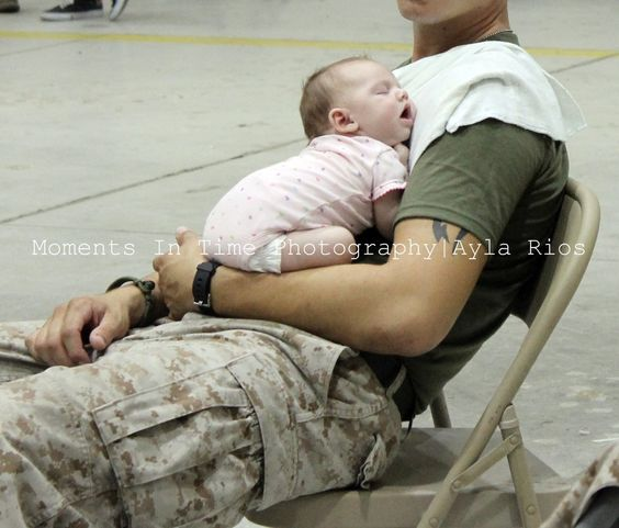 Always a Daddy...absolutely adorable picture.