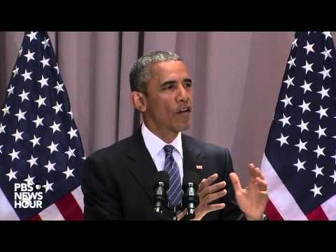 Obama: Republicans Are Like Extremists Shouting 'Death To America,' Sparks Twitter War - VIDEO