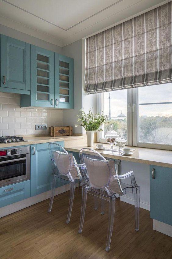 Surprisingly Cute Kitchen Interior