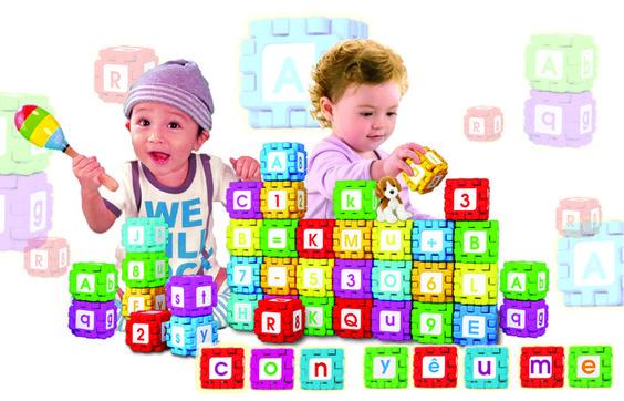 Một số đồ chơi thông minh dành cho bé từ 2 đến 4 tuổi