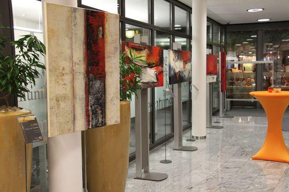 PETRA LORCH | ABSTRAKTE MALEREI | www.lorch-art.de Petra Lorch | Freischaffende Künstlerin | mail@lorch-art.de