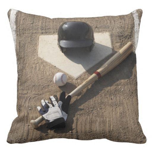 Baseball Pillows