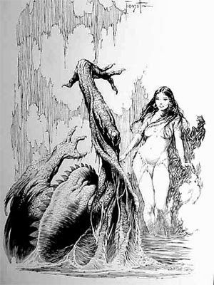 frazetta+woman.jpg 300×400 pixels