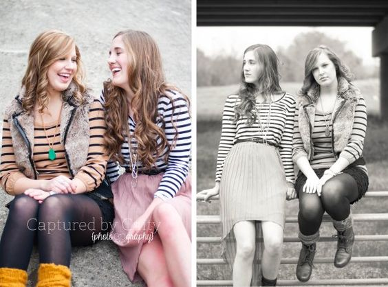 Best Friend Photographer | Captured by Caity Photography