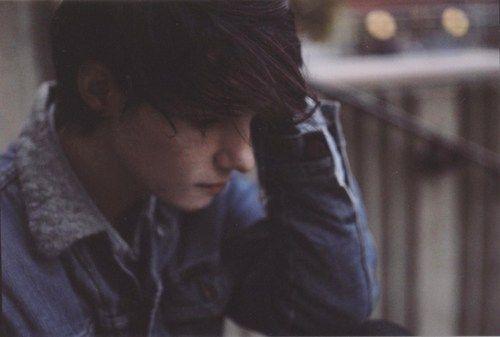 Výsledek obrázku pro Sad boy tumblr
