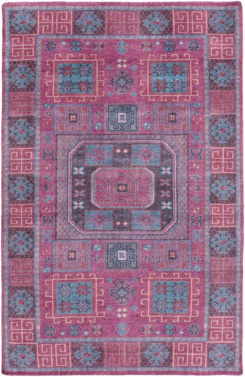 Exquisite hand-knotted Greta rug - NEW from Surya (GRT-1001)