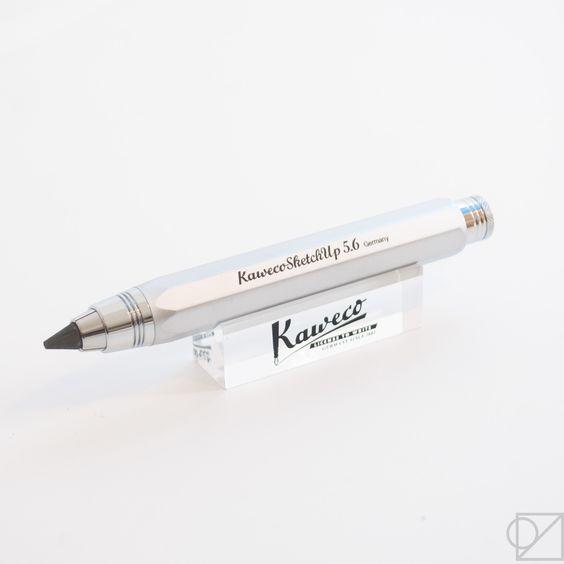 Kaweco Sketch Up Classic 5.6mm Chrome Clutch Pencil
