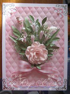 Penny Flowers paper sculpture