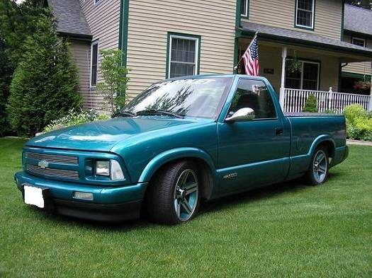 Chevrolet S10 1995 Chevy S10 Chevy Trucks Chevy