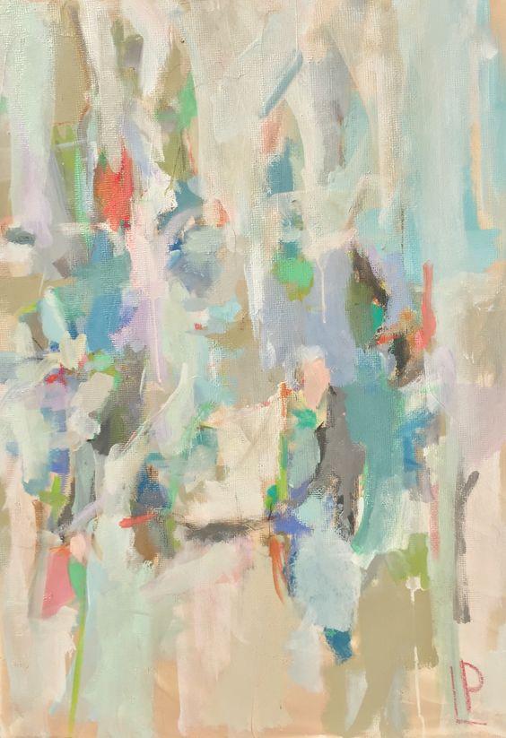 "Laura Park, ""Breezy"" 40x30 | Gregg Irby Gallery"