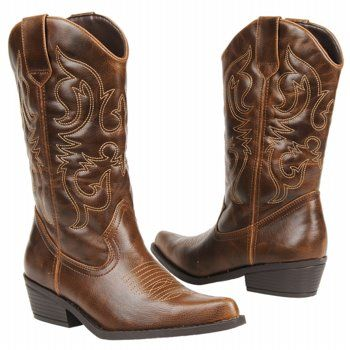 Cheap Girl Cowboy Boots - Yu Boots