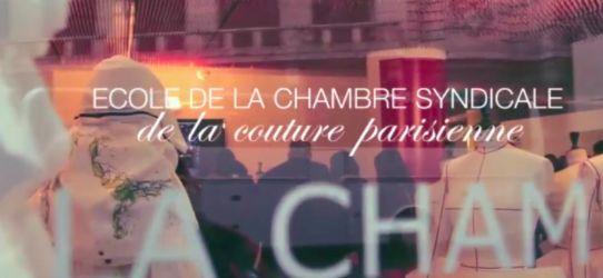 Ecscp ecole de la chambre syndicale de la couture - La chambre syndicale de la couture parisienne ...