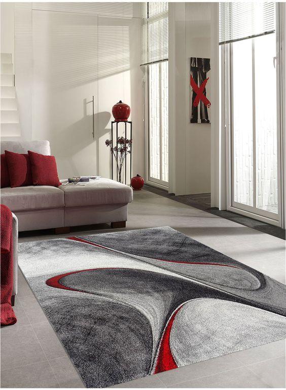 24 Modern Rug Decor For Starting Your Home Improvement interiors homedecor interiordesign homedecortips