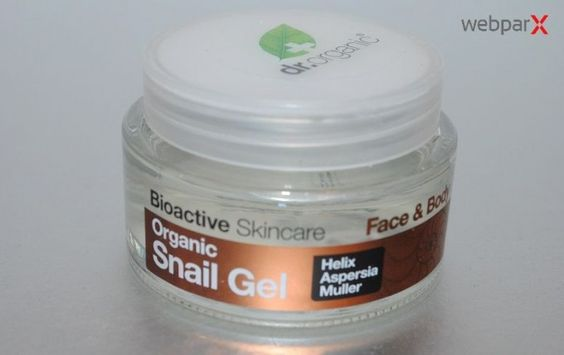 Snail Gel For Skin Care