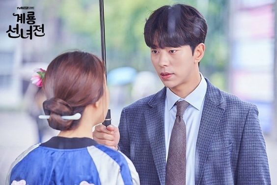 "3 Steps Yoon Hyun Min Takes To Express His Love In ""Mama Fairy And The Woodcutter"""