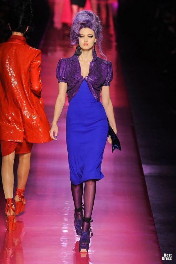 Jean Paul Gaultier 2012