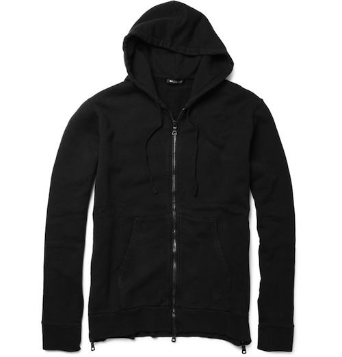 Kanye West's Balmain Zip-Up Hoodie | Men à la Mode | Pinterest ...