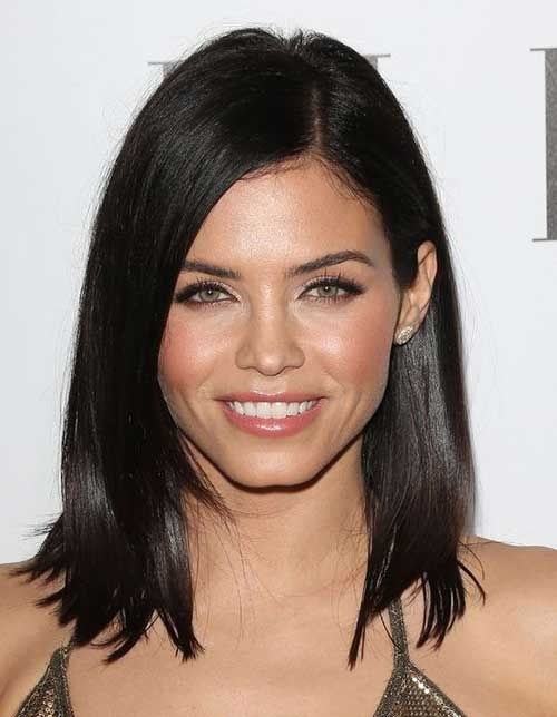 Excellent Dark Hair Long Bobs And Dark Hair Bobs On Pinterest Short Hairstyles For Black Women Fulllsitofus