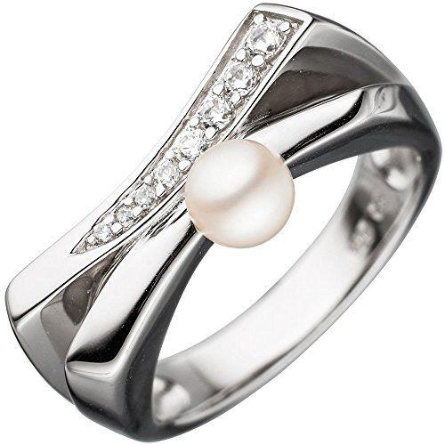 Dreambase Damen-Ring Perle 1 Süßwasser-Zuchtperle Silber ... https://www.amazon.de/dp/B0147RNMPQ/?m=A37R2BYHN7XPNV