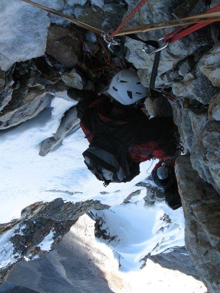 Climbing the Black Ritakuwa