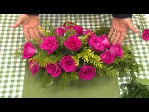 초보자도 겁나지 않는 실용적인 생활 꽃꽂이 인강 강좌 Youtube 꽃꽂이 꽃장식 꽃다발
