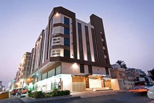 شروق الواحات للوحدات المفروشة فنادق السعودية شقق فندقية السعودية Building Multi Story Building Structures