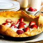 Permalink to: Dutch Baby with Strawberries