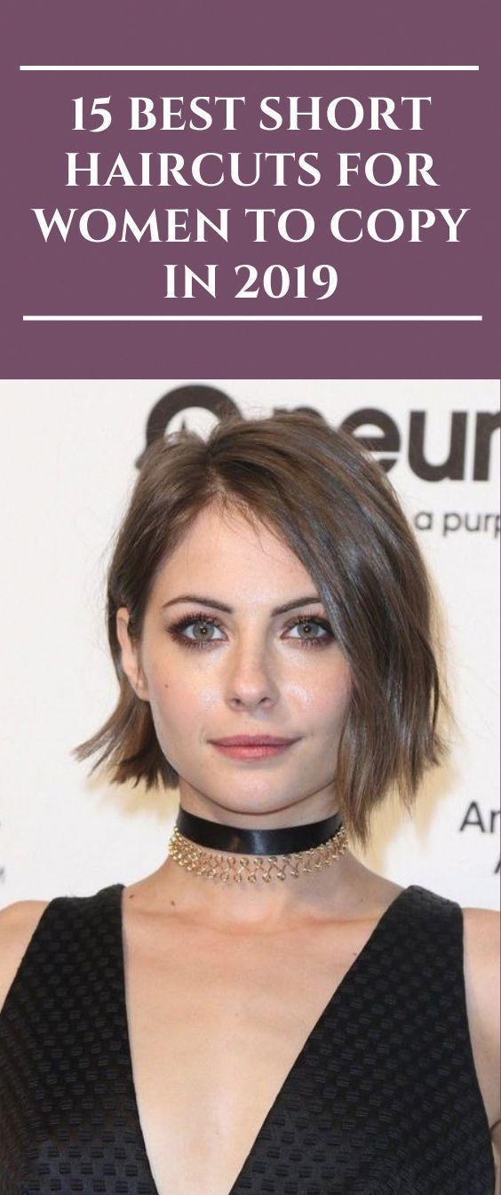 14 Neue Kurzhaarfrisuren Zum Ausprobieren In 2019 Hairstyles Newshorthai Frisuren Haar Styling Bob Haare Kurze Haare Bob