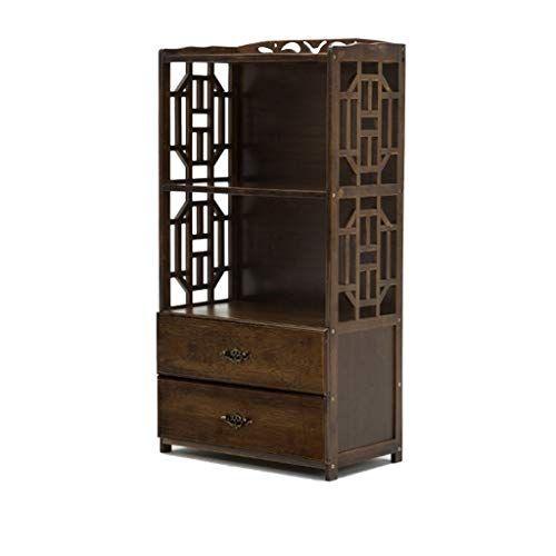 Desor Bookcase Wood Storage Cabinets Rustic Bookcase Rustic