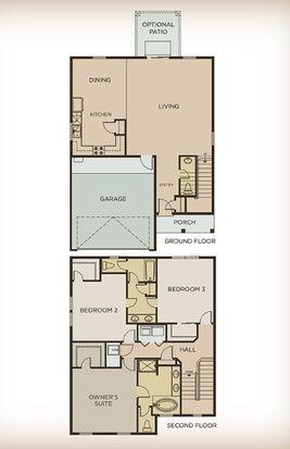 The Sycamore Plan La Potencia Santa Fe Nm 87507 Zillow Pulte Homes Zillow Condos For Sale