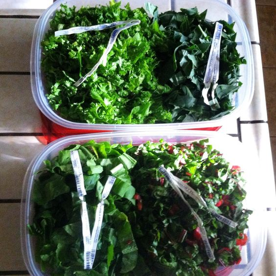 Leafy Greens for 1st Trimester