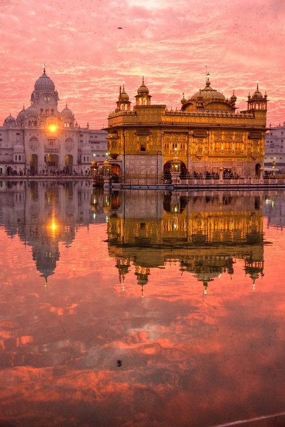 Amritsar, India... am i the only one who thinks of the…