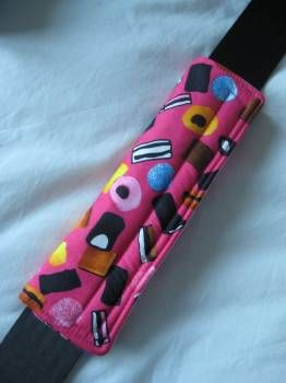 Cerise Pink Licorice Allsorts
