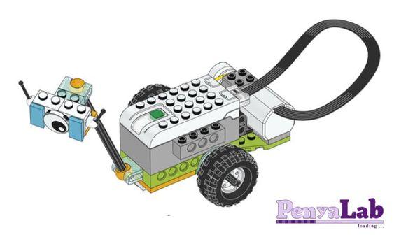 Repte Lego: Milo es mou i fa so