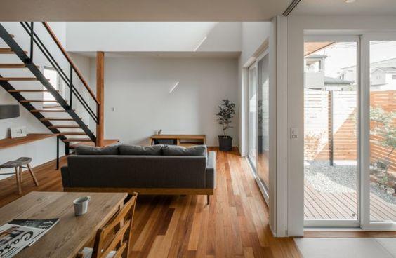 リビング 滋賀で設計士とつくる注文住宅 ルポハウス インテリア 家具 リビング 新築 リビング