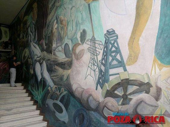 En el olvido murales y monumentos