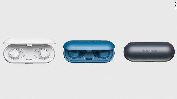 Samsung Gear IconX are cordless earbuds you might actually want to buy - Jun. 2, 2016