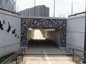 Yerxa Underpass, Cambridge, MA